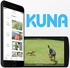 Get $20 Off a New Kuna Smart Security Light!