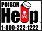 National Poison Center Hotline