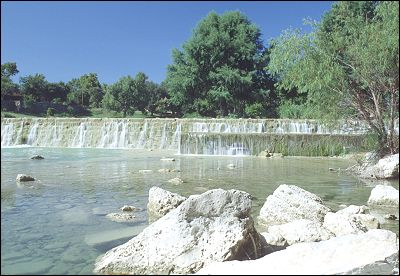 Wild texas parks for Blanco state park fishing