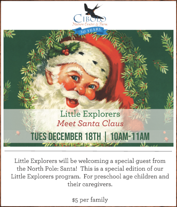 fd0c8d0f4959 Little Explorers – Special Edition  Meet Santa!